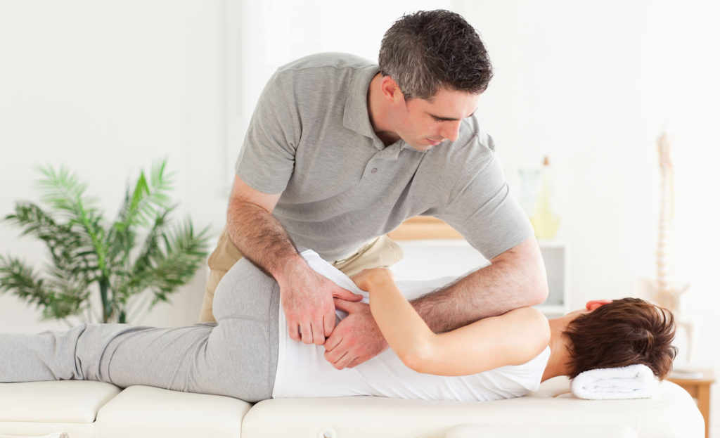 chiropractic care- manipluation